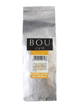 Kawa BOU Cafe Natural Extra 250g